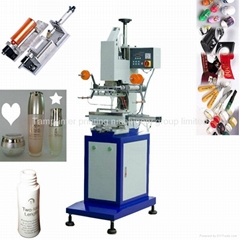 TGM-100 A5  Hot Stamping Machine for Flat round dual-use