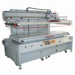 vacuum adsorption Electric large flat screen printer