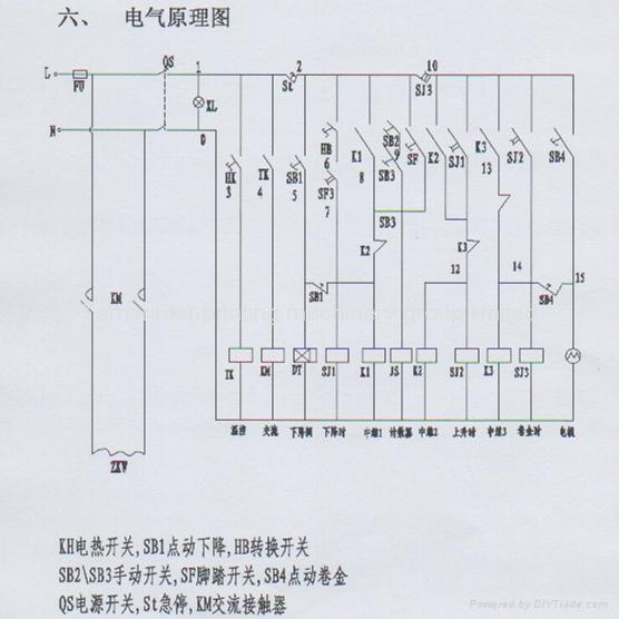 TAM-320 Pneumatic hot stamping machine 5