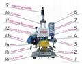 TAM-90-3 Pneumatic hot stamping Machine