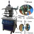 Strong semi hydraulic pressure hot