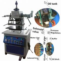 hydraulic stamping