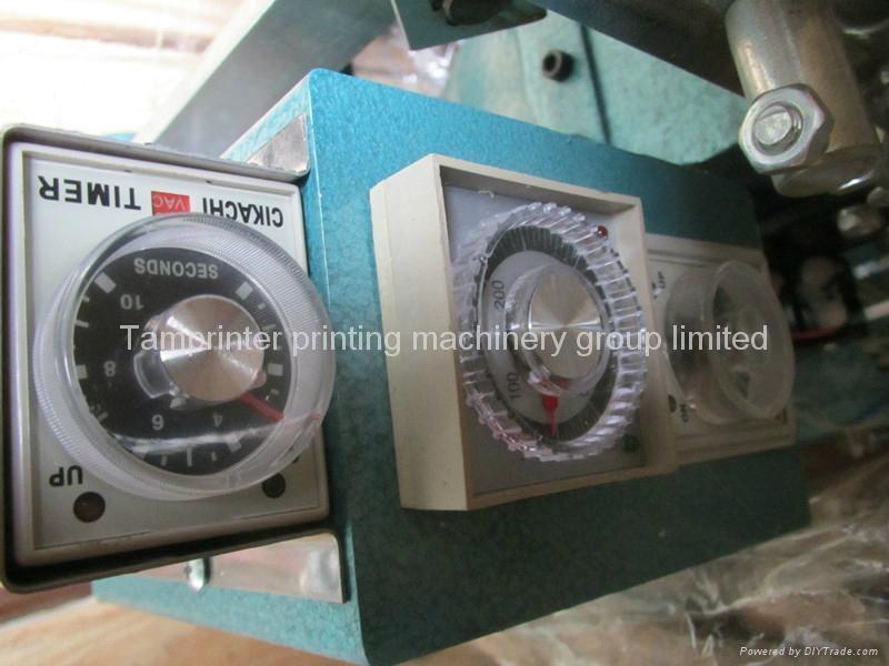 Semi-automatic Hot Stamping Machine 5
