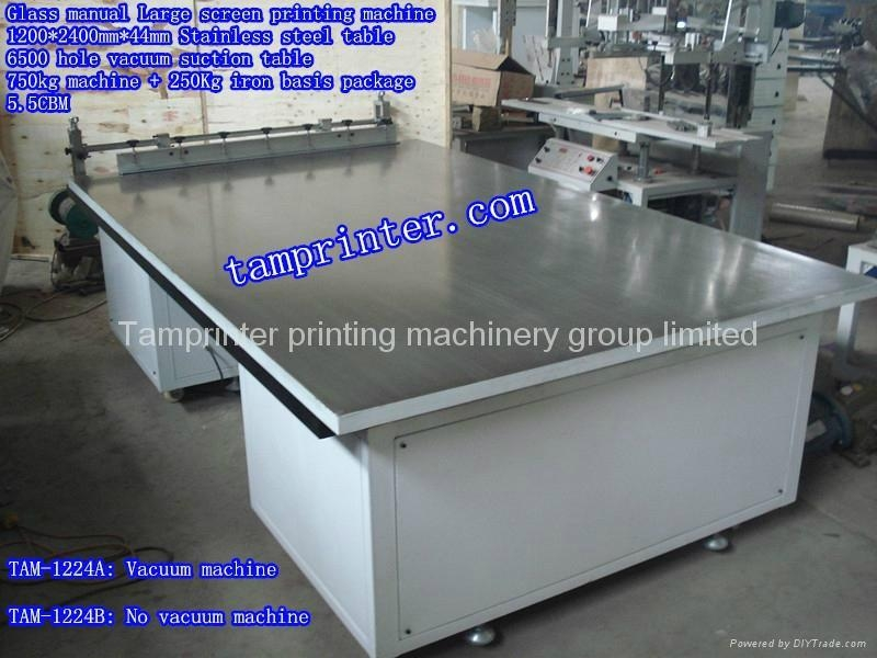 Large Manual Printer