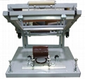 Mini Rotary Flat Screen Printing Machine