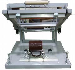 Mug cup Manual cylinder screen printer