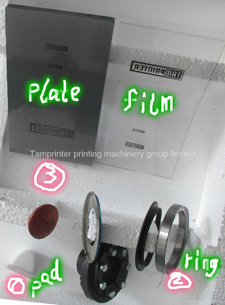 PP pad printer
