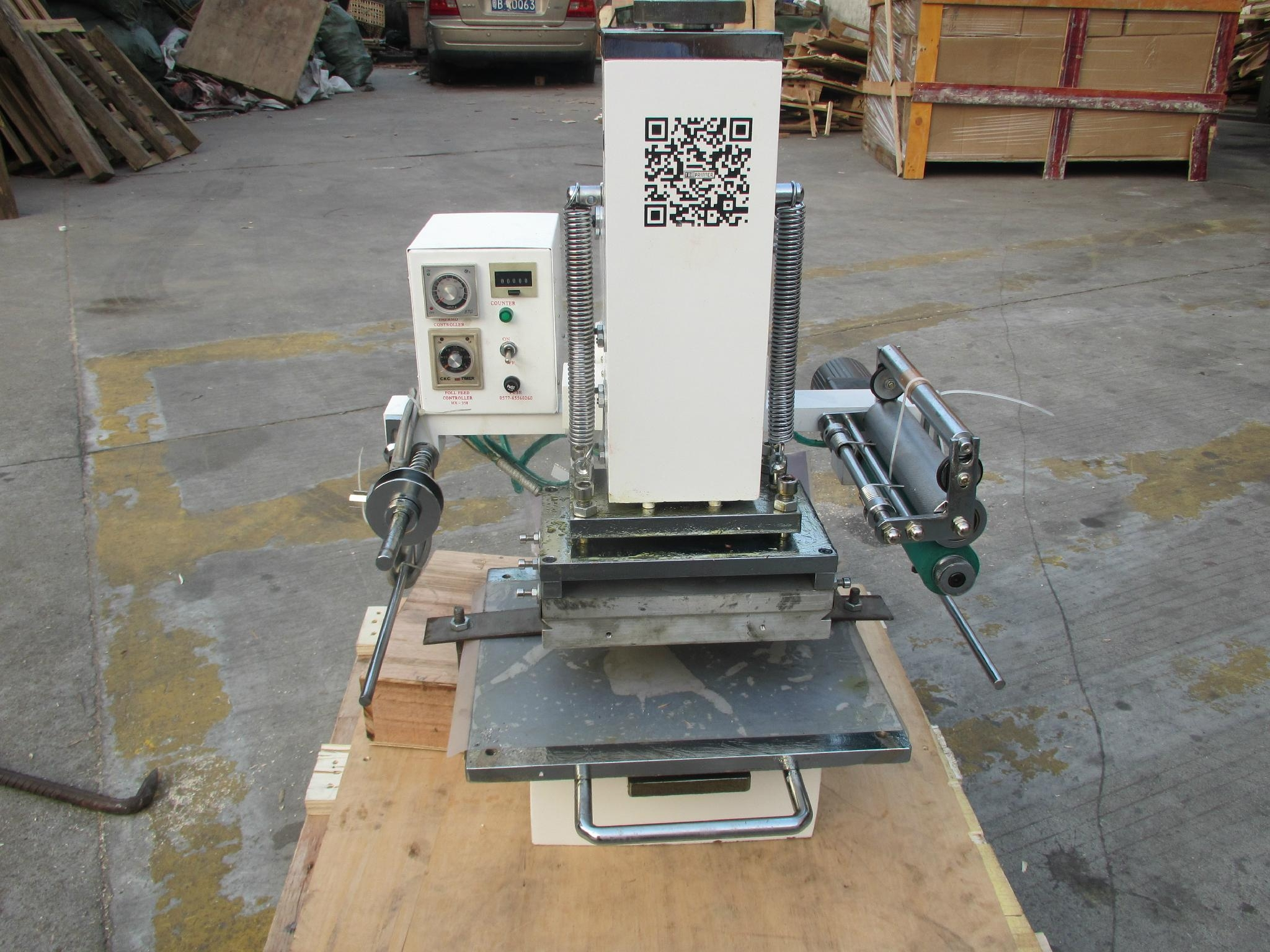 stamping machinery