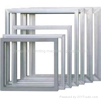 Silk screen frame