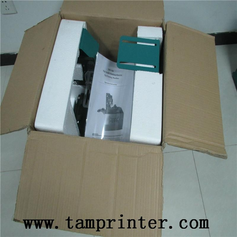 TDY-300 High Speed Small Electric Pad Printer 15