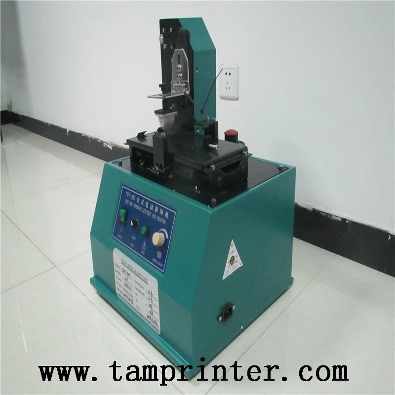 TDY-300 High Speed Small Electric Pad Printer 12