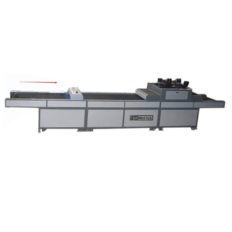 Wrinkle uv machine