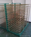 TM-50DG galvanized 50 Layers Screen Printing Drying Racks 12