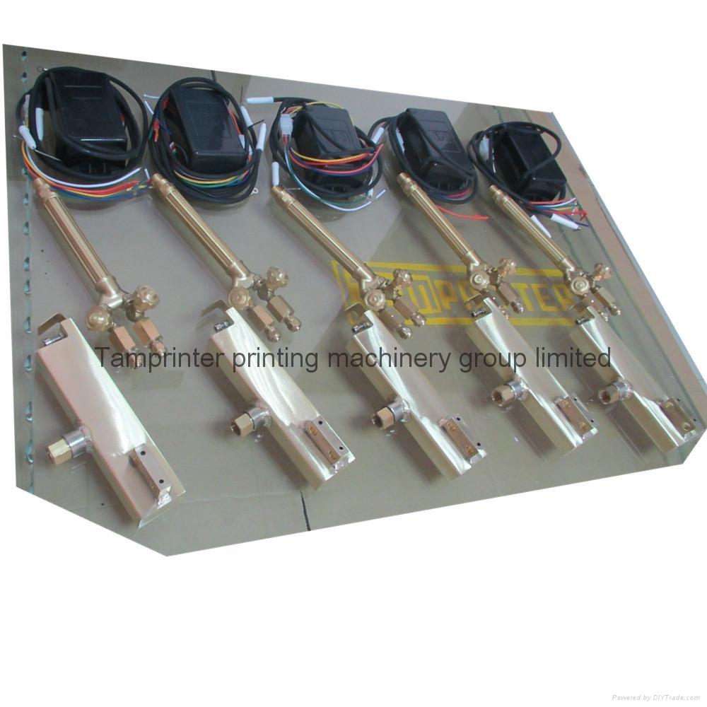 Prepress Air-Gas burner 9