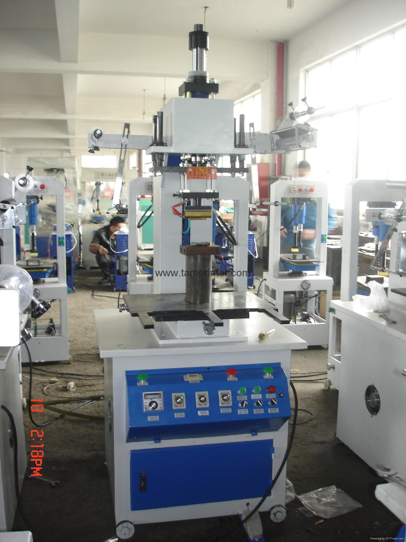 Paper Embossing Machines