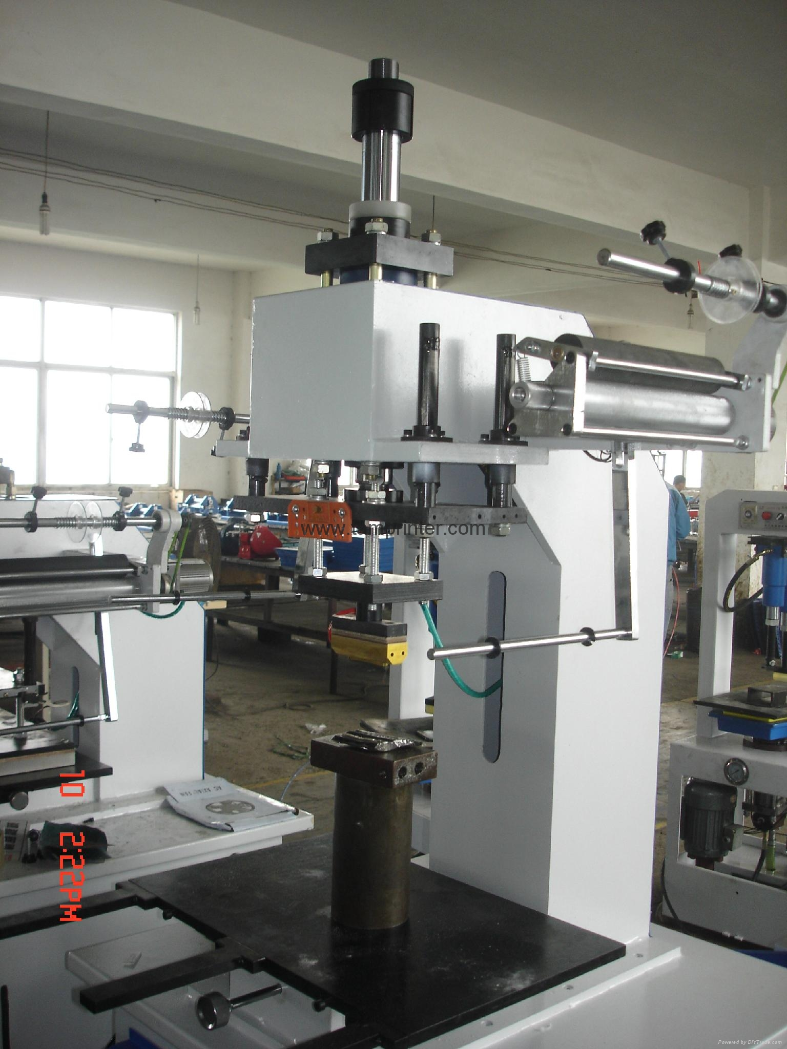 hot stamping machine campany