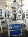 Strong semi hydraulic pressure hot stamping machine