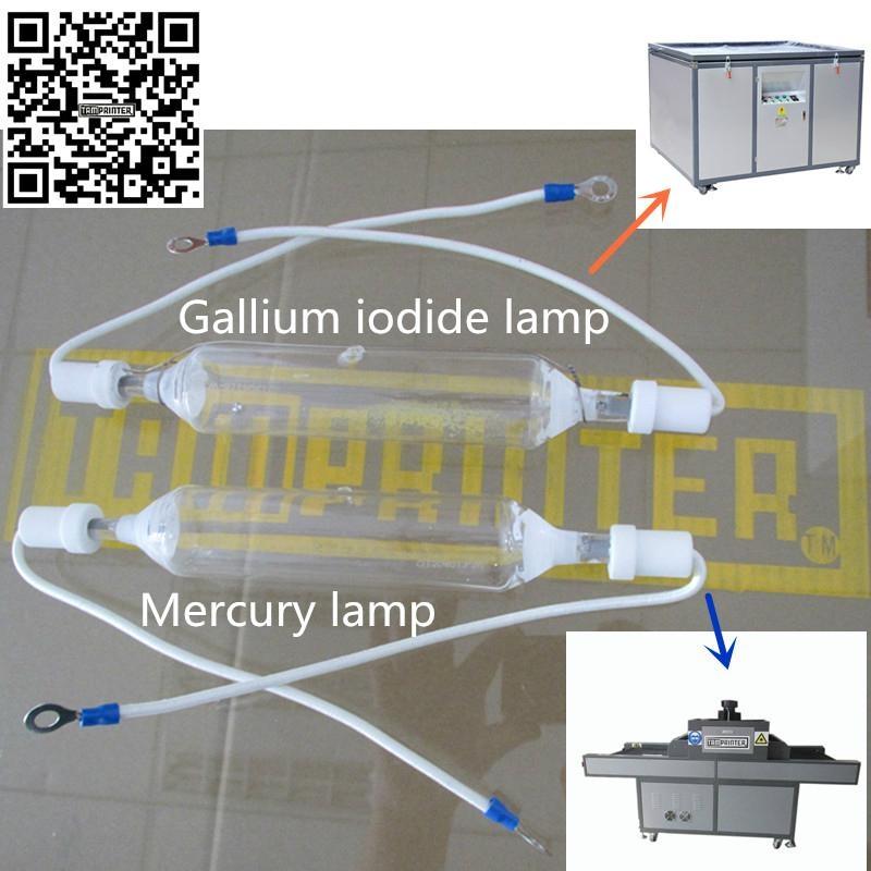 Iodine gallium lamp