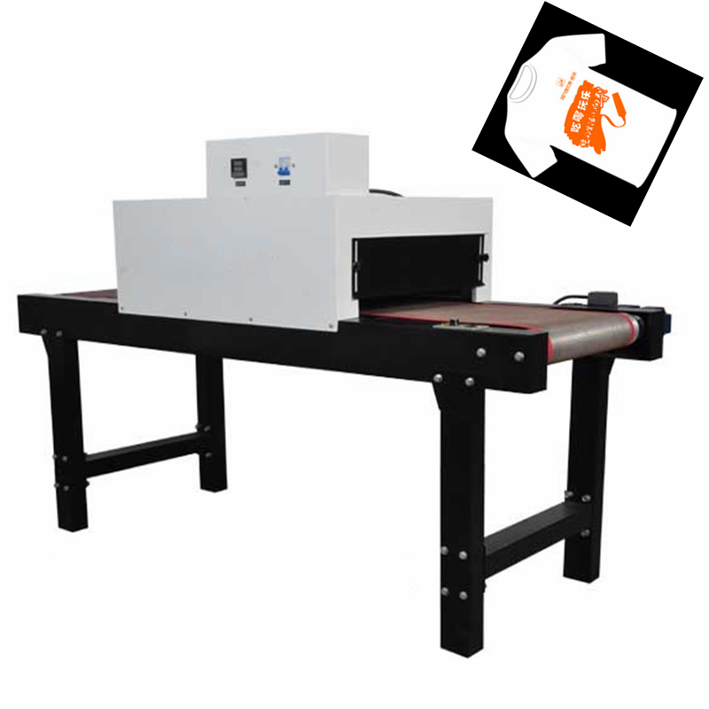 T-shirt  IR Curing Machine