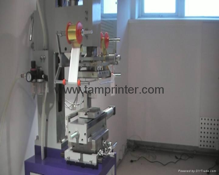 hot stamp machines