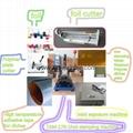 kit hot stamping machine