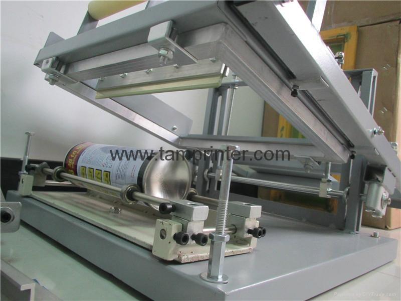 Φ160MM Manual Pail Screen Printer  9