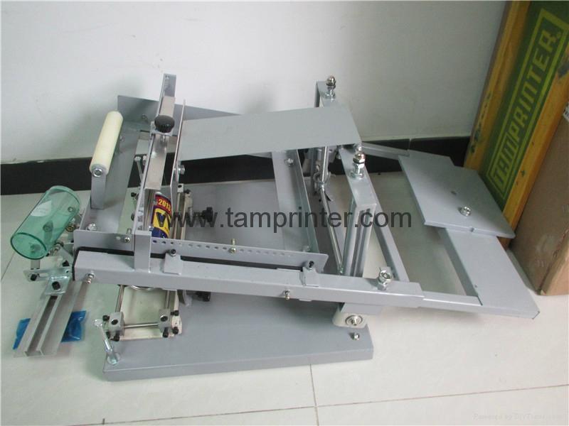 Φ160MM Manual Pail Screen Printer  11
