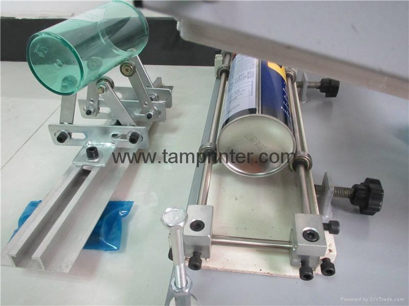 Φ160MM Manual Pail Screen Printer  12