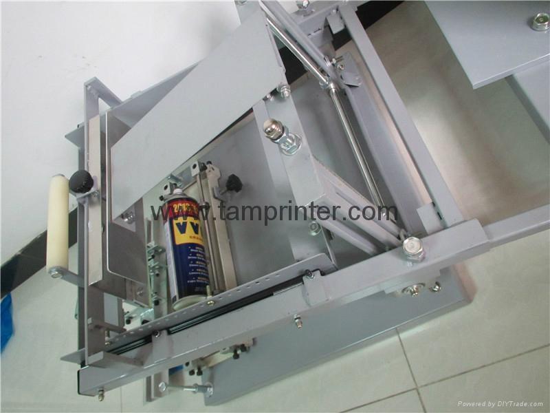 Φ160MM Manual Pail Screen Printer  17