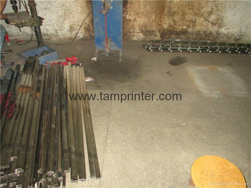 Tunnel Infrared Dryer Oven