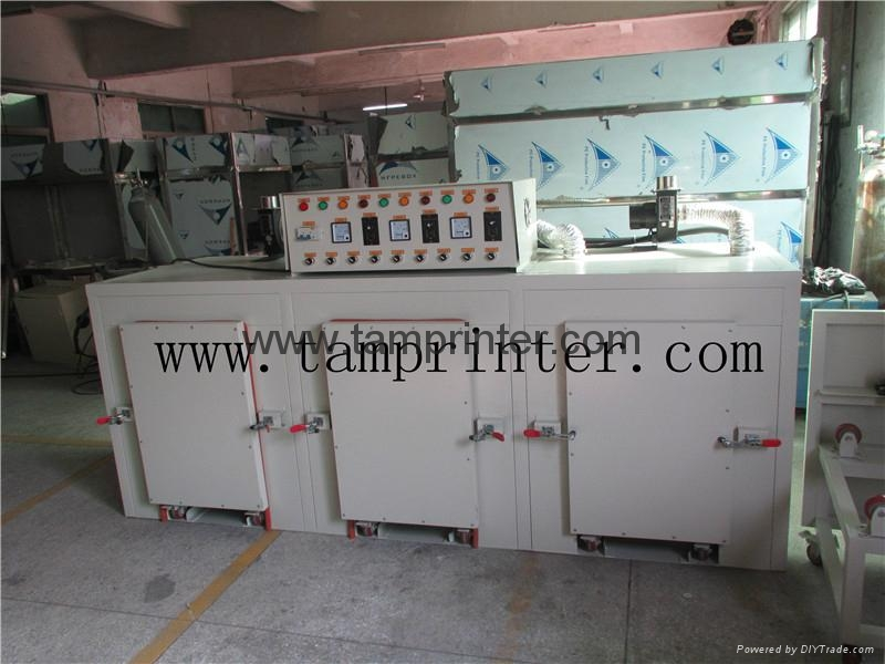 Cylinder screen printing equipment supplier