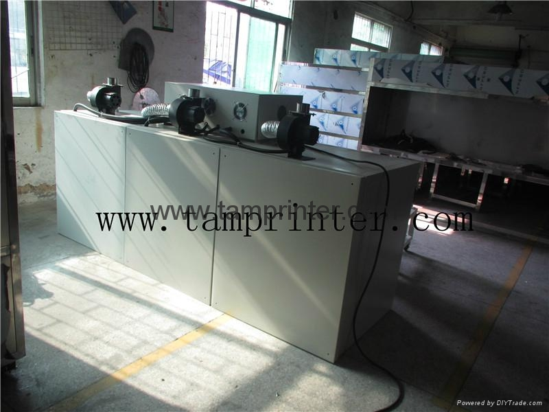 T-groove screen printing equipment supplier