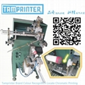 Colour Recognition Locate Chromatic Printing screen printing machine 6