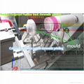 T-groove screen printing machine