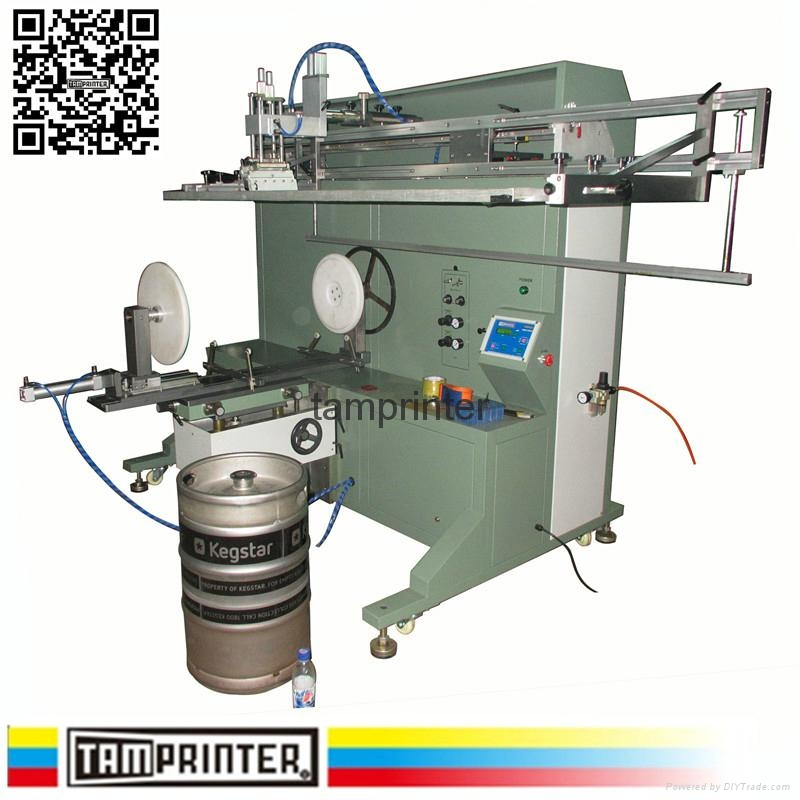 screen printing equipment supplier