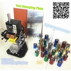 foil stamping