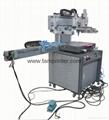 Ultraprecision Vertical screen printer