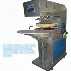 Motor pad printer