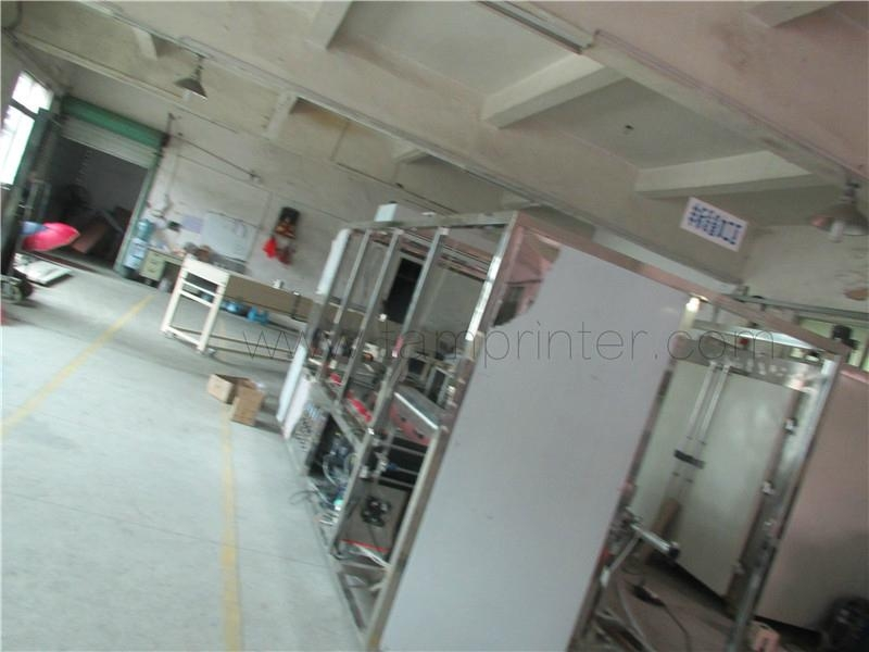 5m Industrial fabric yarns Mid-wave infrared oven 8