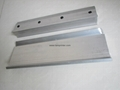 squeegee clamp kit AL extruded profile fabricated