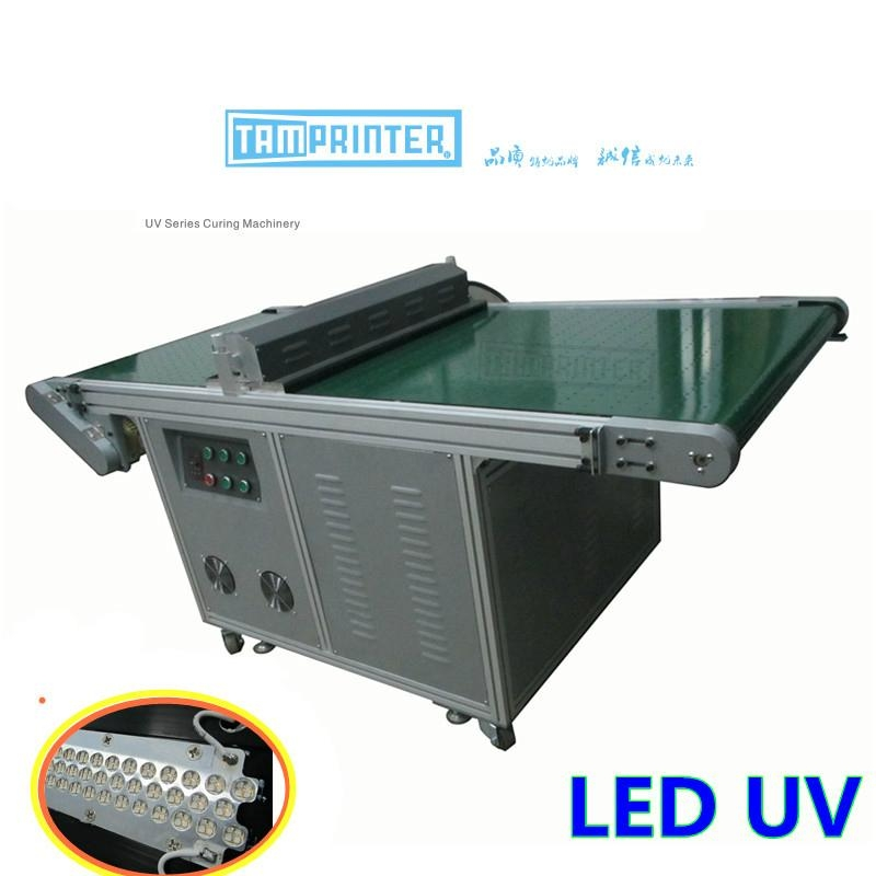 membrane LED UV drying machine