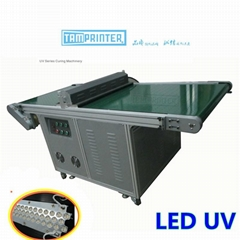 TM-LED800 membrane LED UV drying machine