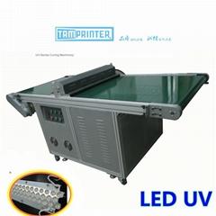 TM-LED800 membrane LED UV drying machine
