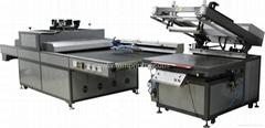 Clam Shell Screen Printing Machine