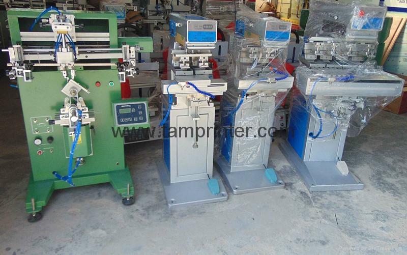 pad  printing machine factory