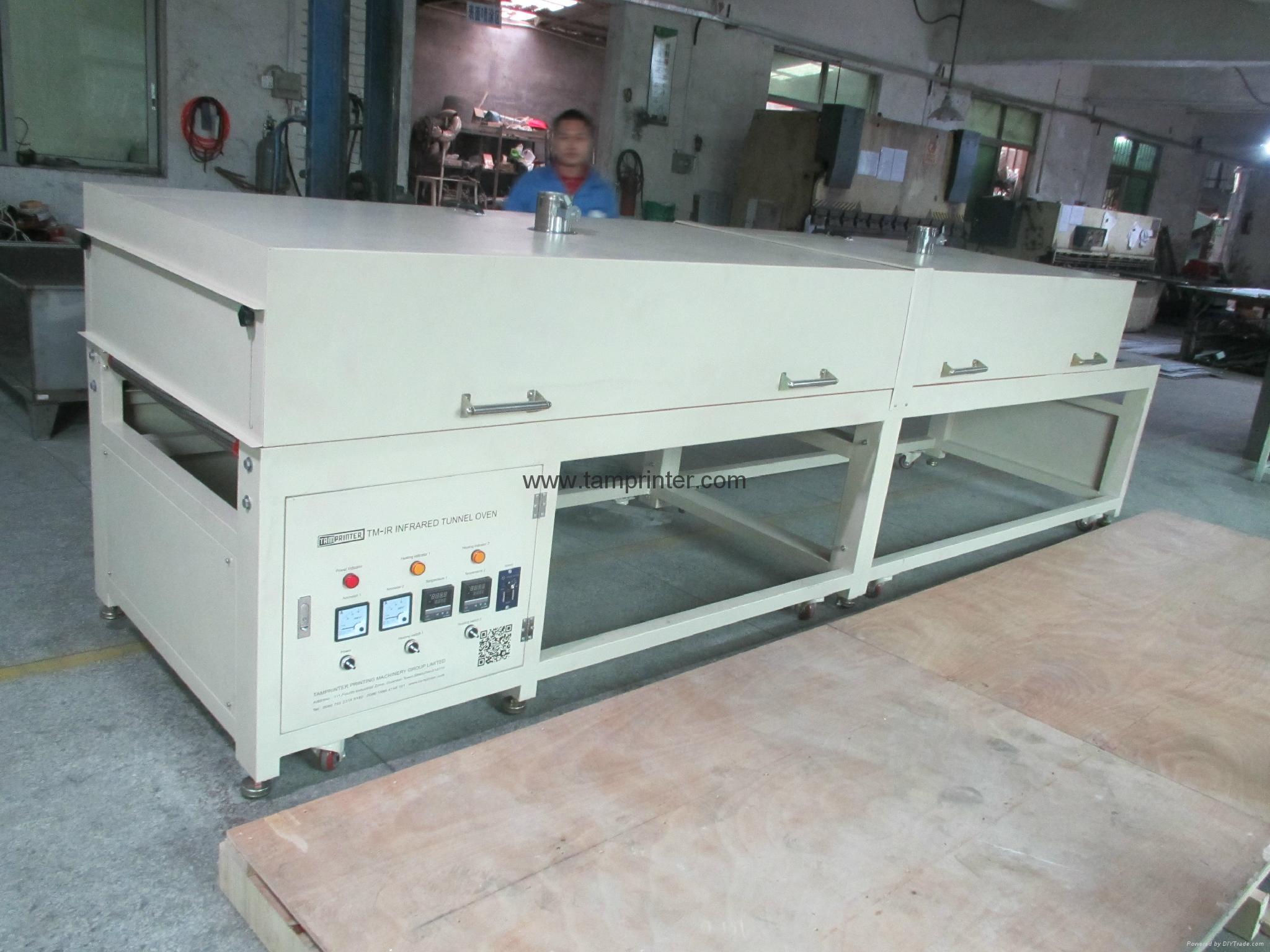 T-shirtsIR Drying Machine