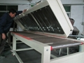 T-shirts Infrared Drying Tunnel