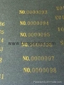 Automatic coding hot stamping machine