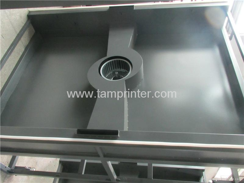 Coating industry infrared oven