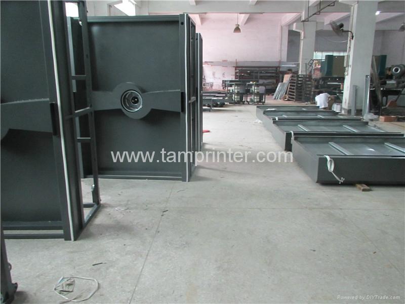Glass IR Tunnel Dryer